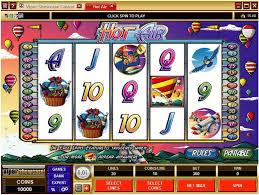 Hot Air Casino Slots and Pokies