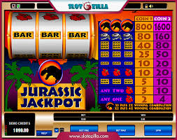 Play Online Casino With Jurassic Jackpot