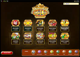 Mummy's Gold Online Casino