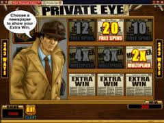 Private Eye: Play The Online Casino Fun  Of Mid 1990's